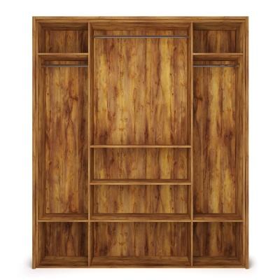 шкаф 4-х дверный (корпус) Вега Бавария